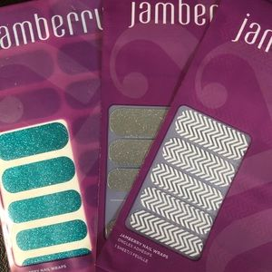 Jamberry nail wraps set